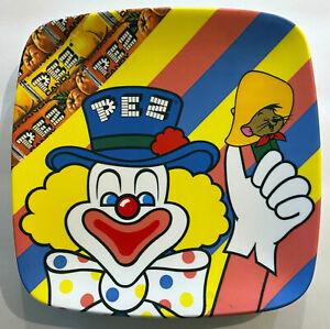 "Pez Plate Candy Serving Dish 7"" Peter Pez Speedy Gonzales German Import"