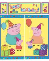 Peppa Pig Party Scene Setter One Size
