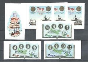 (872766) Ship, Miscellaneous, - Odd values -,  - odd sized -, Tonga