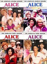 Alice Complete TV Series Seasons 1-4 (1 2 3 4 + Original Pilot) NEW DVD SET