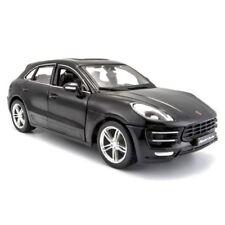 Artículos de automodelismo y aeromodelismo Burago color principal negro Porsche