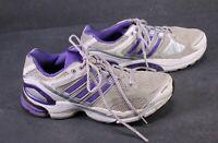 SB369 ADIDAS Adiprene Damen Running Sneaker Sportschuhe Gr. 41 weiß grau lila