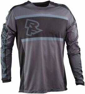 RaceFace Ruxton Jersey - Black, Long Sleeve, Men's, Large