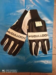 Husqvarna (McCulloch) Chainsaw Gloves with Saw Protection. Size Large