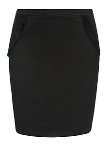 Vive Maria Gamine Sweat Skirt black