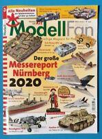 Modell Fan von Kit März 2020  40 Seiten Spielwarenmesse ungelesen 1A abs. TOP