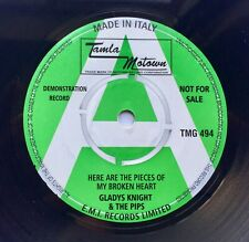 """Gladys Knight & The Pips""""Here Are The Pieces Of My Broken Heart""""Northern Soul"""