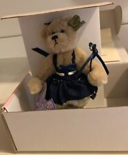 """Annette Funicello Ballerina Collection """"Trina"""" #4 Bear - Nib With Coa"""