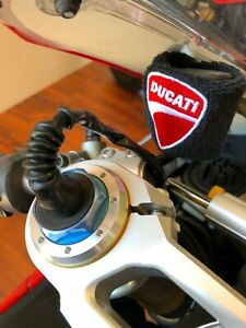 Ducati Panigale 1199 1299 S Fork Rubber Boots + Multistrada + V4S