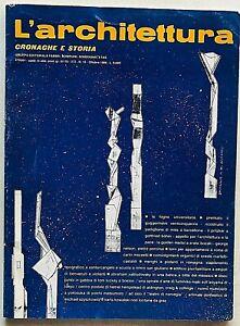 L'architettura cronache e storia n. 372 1986 Bruno Zevi Carlo Mezzetti Roma