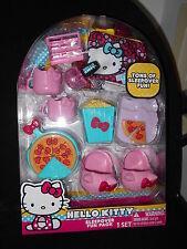 Hello Kitty Sleepover Fun Pack - Sanrio - NEW