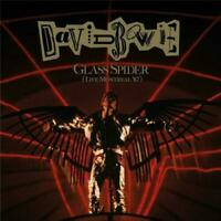 DAVID BOWIE Glass Spider (Live Montreal '87) 2CD BRAND NEW