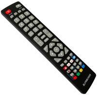 Télécommande de télé TV compatible avec Blaupunkt BLF/RMC/0008