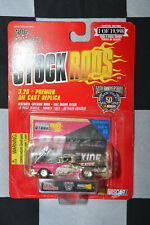Racing Champions Stock Rods '57 Ford Ranchero Jeff Burton NASCAR Gold