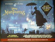 Classics Autographed Original UK Quad Film Posters