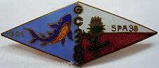 Insigne Armée de l'Air Groupe de Chasse 2/8 INDOCHINE Augis SB Aviation ORIGINAL