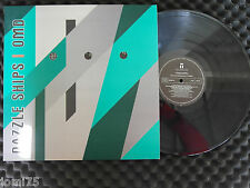 OMD DAZZLE SHIPS VIRGIN 1983 ROCK PROG LP 33 205295 M New Condition Synth
