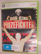 Don King Presents Prize Fighter Xbox 360 PAL Version