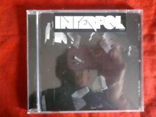INTERPOL - INTERPOL. SEALED CD.