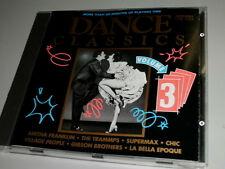 Arcade Dance Classics vol.3/CD avec supermax Chic Ottawan the trammps tony Lee