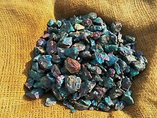 3000 Carat Lots of Peacock Ore Rough - Plus a FREE Faceted Gemstone
