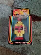 Vintage Toy Hong Kong Robot - Floating Robot with Box 1970