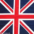 Union Jack bandiera bandana Testa / polso Sciarpa Foulard VENDITORE UK