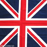 UNION JACK FLAG BANDANA HEAD/WRIST SCARF NECKERCHIEF HEAD WRIST UK SELLER