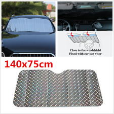 1pc Image Laser Car Windshield Sun Shade Cover UV Protector 140x75cm Waterproof