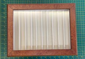 Pen Storage Case, Wood - 4 Levels, 40 Pens