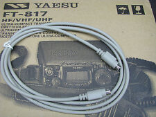 Yaesu Auto Tuner Cable FC-20 FC-30 LDG-YT-100, FT-857 FT-100 FT-847 FT-897 ~5 ft
