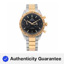 Omega Speedmaster 57 Acero Reloj de Hombre con Dial Negro de Oro Rosa 331.20.42.51.01.002