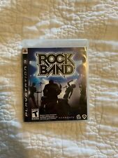 Rock Band (Sony PlayStation 3) Mint Condition