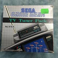 Sega Game Gear TV Tuner Pack | OVP