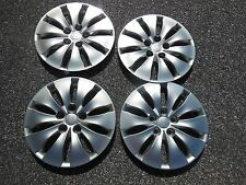 "Set of 4 Honda Accord Hubcaps Wheel Covers 08 09 10 11 12 16"" Factory #55071 #1"