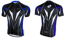 Men Pro Cyclling Jersey Road Bike Shirts MTB Riding Jackets Quick Dry Tops US M