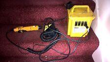 ATLAS COPCO ELIZA ELI15 Electric Screwdriver, Power Supply and Transformer