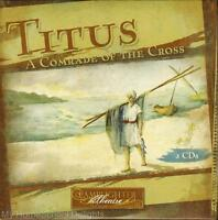 New TITUS A COMRADE OF THE CROSS Lamplighter Theatre Theater Audio 2 CD Set