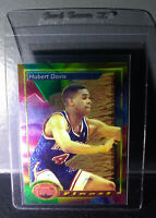 1993-94 Topps Finest Hubert Davis #211 Basketball Card