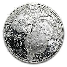 2010 Mexican Proof Silver 5 Peso Coin - Iberoamerican History - SKU #84431