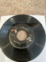 45 Rpm Vinyl Elvis Presley Love Letters / Come What May