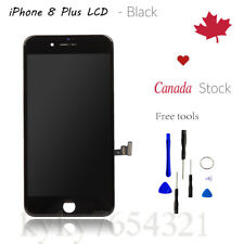 For iPhone 8 Plus LCD Black Screen Digitizer Touch Display Replacement Assembly