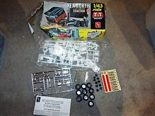 AMT TNT 1/43 Scale Kenworth K-123 Cabover Tractor Kit T702
