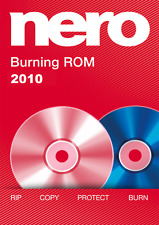 Nero Burning ROM 10 Instant Download WORLDWIDE burn rip backup CD DVD