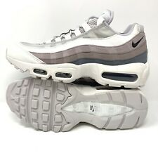 Nike Air Max 95 Shoes Vast Grey/White Sneakers 307960-022 Women's Size 10