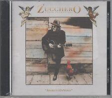 ZUCCHERO SPIRITO DIVINO CD SIGILLATO!!!