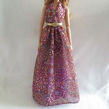 NEW! 2016 The Barbie Look Festival Boho Doll DRESS ONLY ~ Model Muse Clothing