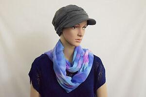 Ladies long Scarf cotton shawl fashion poncho wrap neck circle snood pashmina