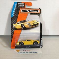 Ford GT40 #22 * Yellow * Matchbox * ND20
