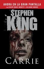 Carrie (Spanish Movie Tie-In Edition) by Stephen King (2013, Paperback)